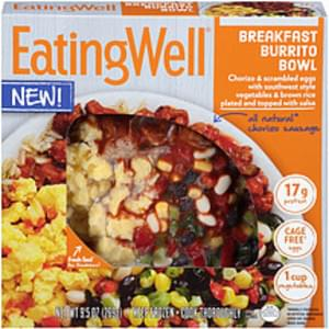 EatingWell Eatingwell Breakfast Burrito Bowl Frozen Entree Breakfast Burrito Bowl