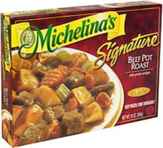 Michelinas Beef Pot Roast With Potato Wedges