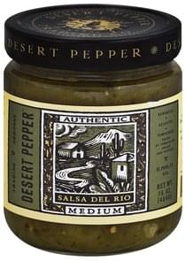 Desert Pepper Salsa Del Rio, Medium