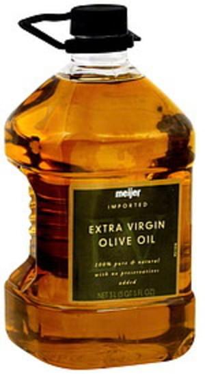 Meijer Extra Virgin Olive Oil - 3 l