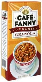 Cafe Fanny Granola