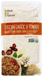Made In Nature Ancient Grain Fusion Tuscan Garlic & Tomato