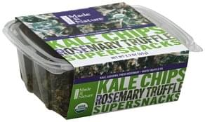 Made In Nature Kale Chips Rosemary Truffle