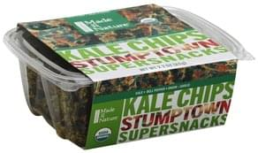 Made In Nature Kale Chips Stumptown