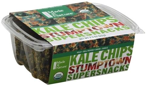 Made In Nature Stumptown Kale Chips - 2.2 oz