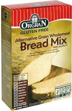 Kinnikinnick Gluten Free Bread & Bun Mix - 16 4 oz