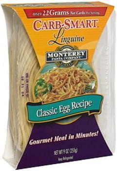 Monterey Pasta Linguine Classic Egg Recipe