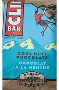 Clif Bar Cool Mint Chocolate