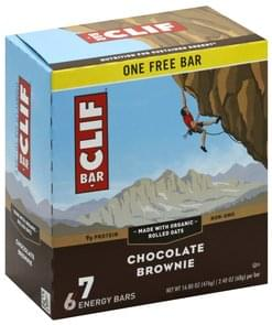 Clif Chocolate Brownie