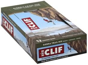 Clif Energy Bar Sierra Trail Mix