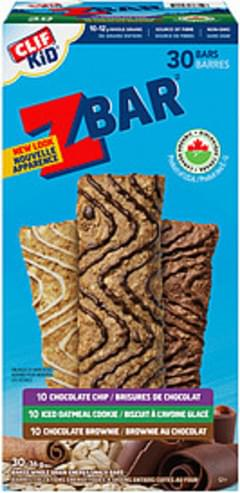 CLIF Kid® Double Peanut Butter CLIF Kid ZBar Filled Organic