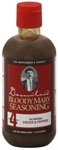 Demitris Bloody Mary Seasoning Chilies & Peppers
