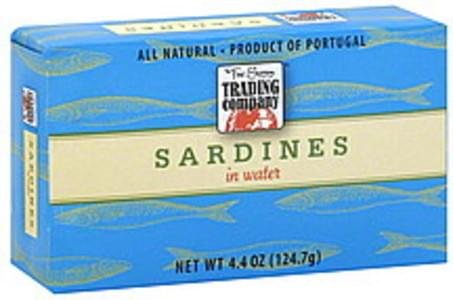 The Food Emporium Trading Sardines Sardine, in Water