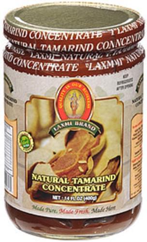 Laxmi Brand Natural Tamarind Concentrate - 14 oz