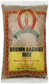 Laxmi Rice Brown Basmati