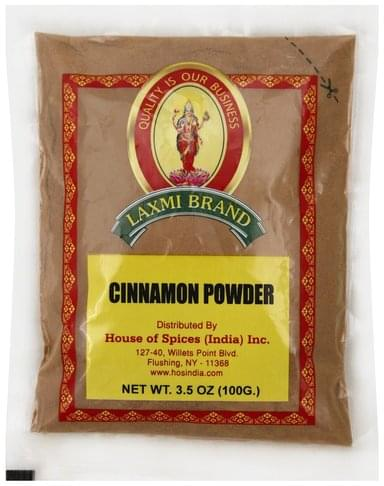 Laxmi Powder Cinnamon - 3.5 oz