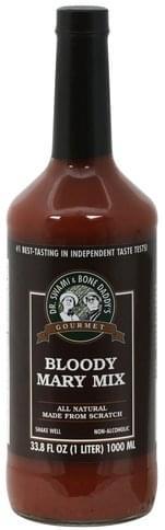Dr Swami & Bone Daddys Bloody Mary Mix - 33.8 oz