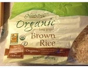 Nature's Place Brown Rice Organic Long Grain