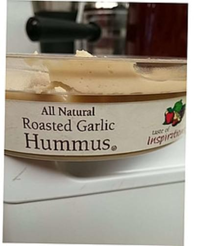 Taste of Inspirations Roasted Garlic Hummus - 28 g