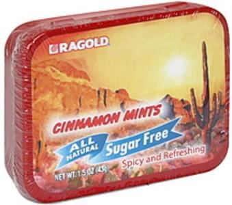 Ragold Cinnamon Mints All Natural, Sugar Free