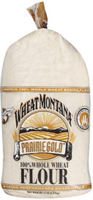 Prairie Gold Flour 100% Whole Wheat - 5 lb