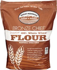 Wheat Montana Flour Premium 100% Whole Wheat