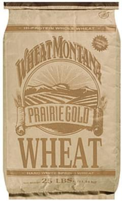 Wheat Montana Wheat Prairie Gold Hard White Spring