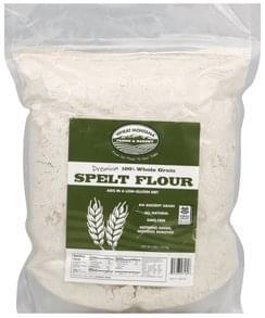 Wheat Montana Flour Spelt, 100% Whole Grain