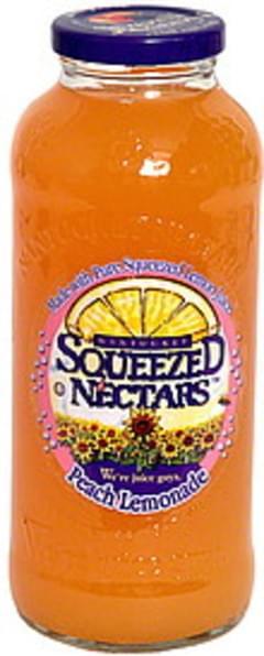 Nantucket Nectars Peach Lemonade