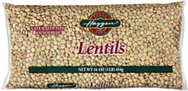 Haggen Lentils