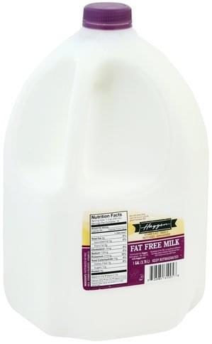 Haggen Fat Free Milk - 1 gl