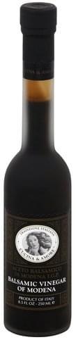 Cucina & Amore of Modena Balsamic Vinegar - 8.5 oz