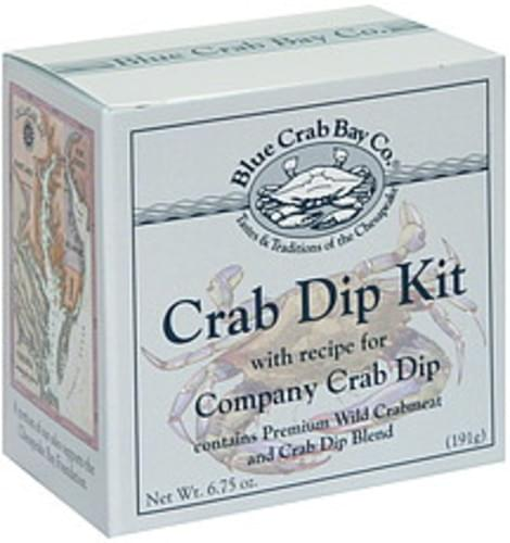 Blue Crab Bay Crab Dip Kit - 6.75 oz