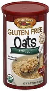 Country Choice Oats Steel Cut