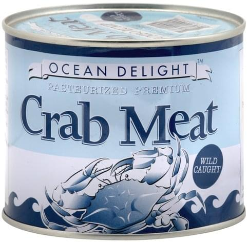 Ocean Delight Jumbo Lump Crab Meat - 16 oz