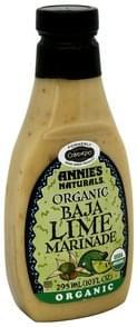 Annies Marinade Baja Lime