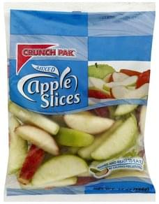 Crunch Pak Apple Slices Mixed