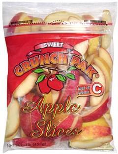Crunch Pak Apple Slices Sweet & Tart