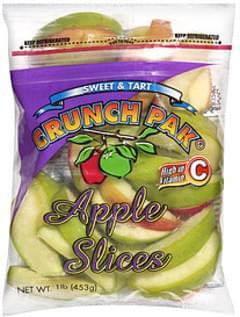 Crunch Pak Apple Slices Sweet