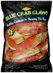 Liberty Blue Crab Claws