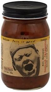 Pain Is Good Salsa Smoked Jalapeno, Batch No. 218, Snappy, Medium