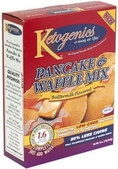 Ketogenics Pancake & Waffle Mix Buttermilk