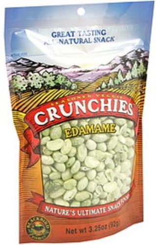 Crunchies Edamame - 3.25 oz