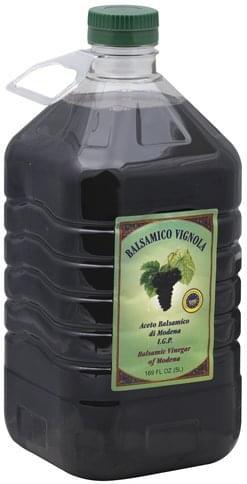 Balsamico Vignola of Modena Balsamic Vinegar - 169 oz
