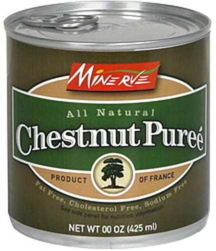 Minerve Chestnut Puree - 425 ml