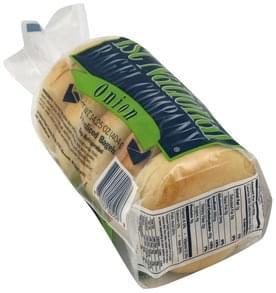 1st National Bagel Bagels Onion, Pre-Sliced
