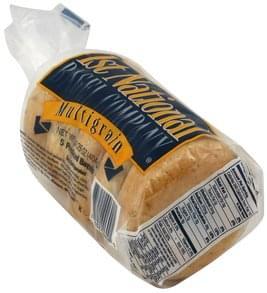 1st National Bagel Bagels Multigrain, Pre-Sliced