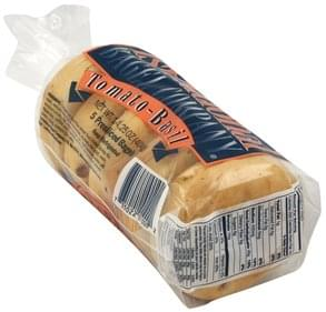 1st National Bagel Bagels Tomato-Basil, Pre-Sliced