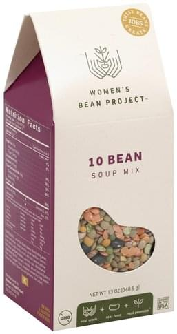 Womens Bean Project 10 Bean Soup Mix - 13 oz