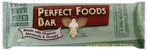 Perfect Foods Bar Energy Bar Almond Butter